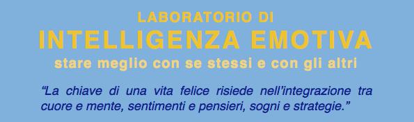 Laboratorio Intelligenza Emotiva Massimo Giorgini