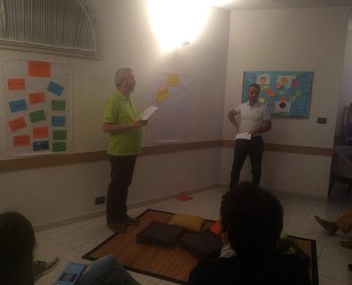 """Presentazione Corso Base """"Attivare Gruppi Efficaci"""" - Facilitazione a Bologna"""