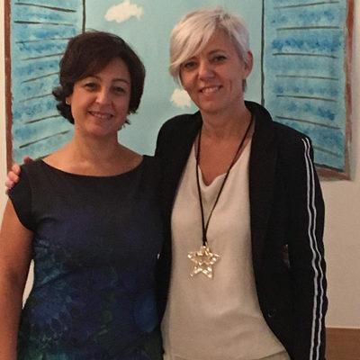 Silvia Neri e Monica Mazza: Art Counseling Albero della Vita Bologna.