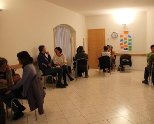 Lavoro a Coppie - Laboratorio di facilitazione per gruppi favorire la partecipazione