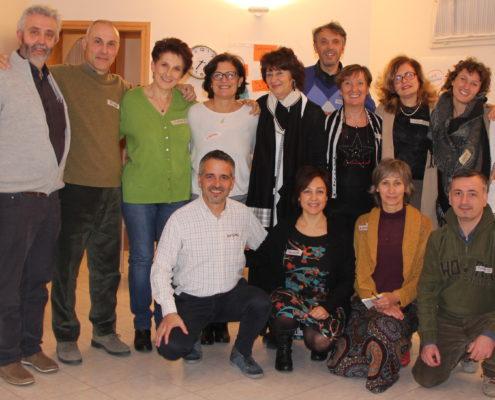 Foto partecipanti - Laboratorio di facilitazione per gruppi favorire la partecipazione