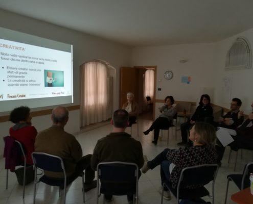 Presentazione Processi Creativi Gruppi Efficaci 11-02-2018